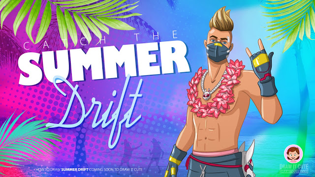 Summer Drift Coming Soon To Draw It Cute Fortnite Howtodraw