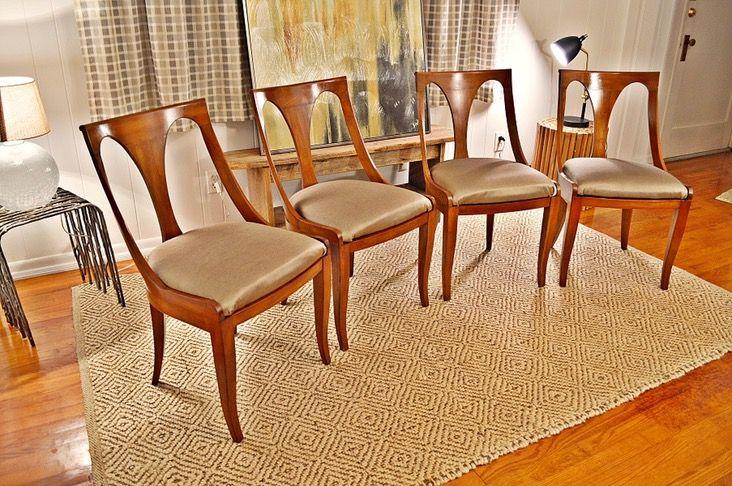 Kindel Furniture Dining Chairs, Kindel Furniture Used