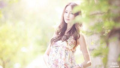 CuteKorean: Eun Bin Outdoor