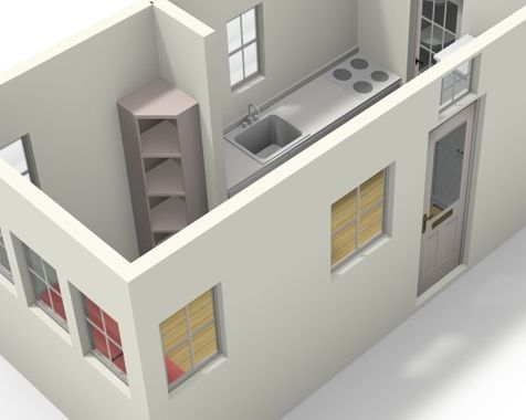 simplehouse tiny house design for simple living - Design Of Simple House