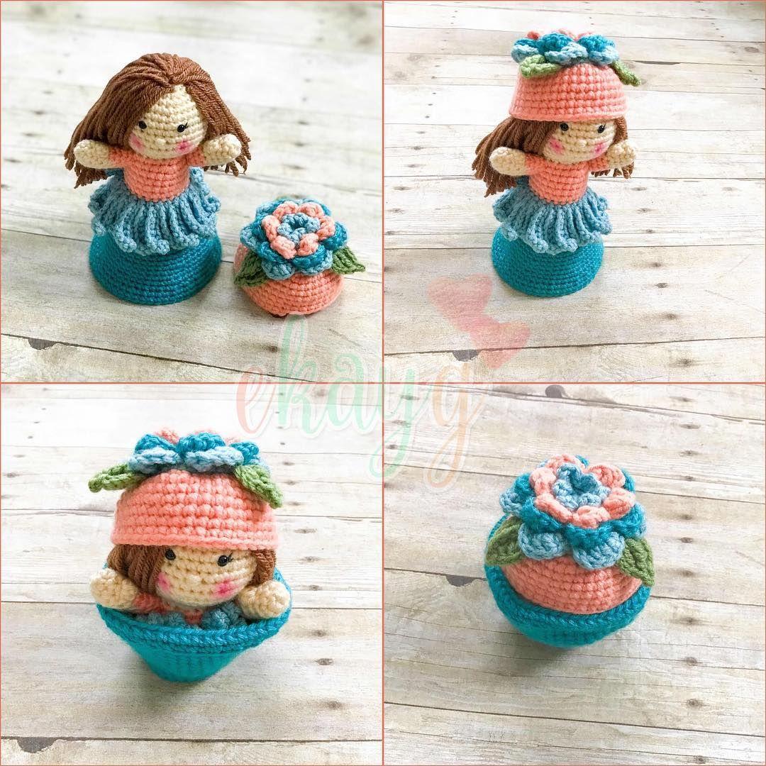 Pin de Stephanie Tracy en Crochet | Pinterest | Muñecas, Patrones ...
