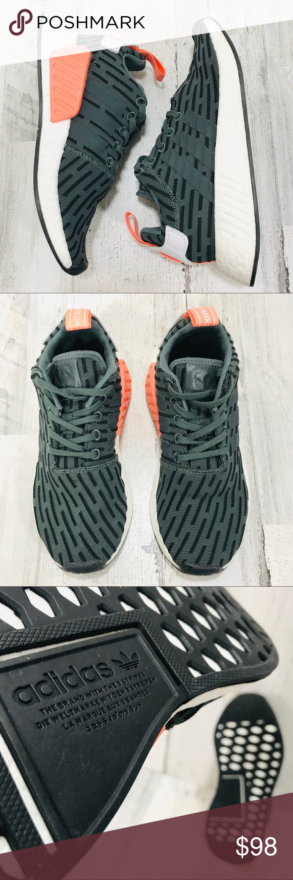 info for 9467c 1f26b Adidas NMD R2 BY9314 Utility Ivy Green Art# BA7259 These are ...
