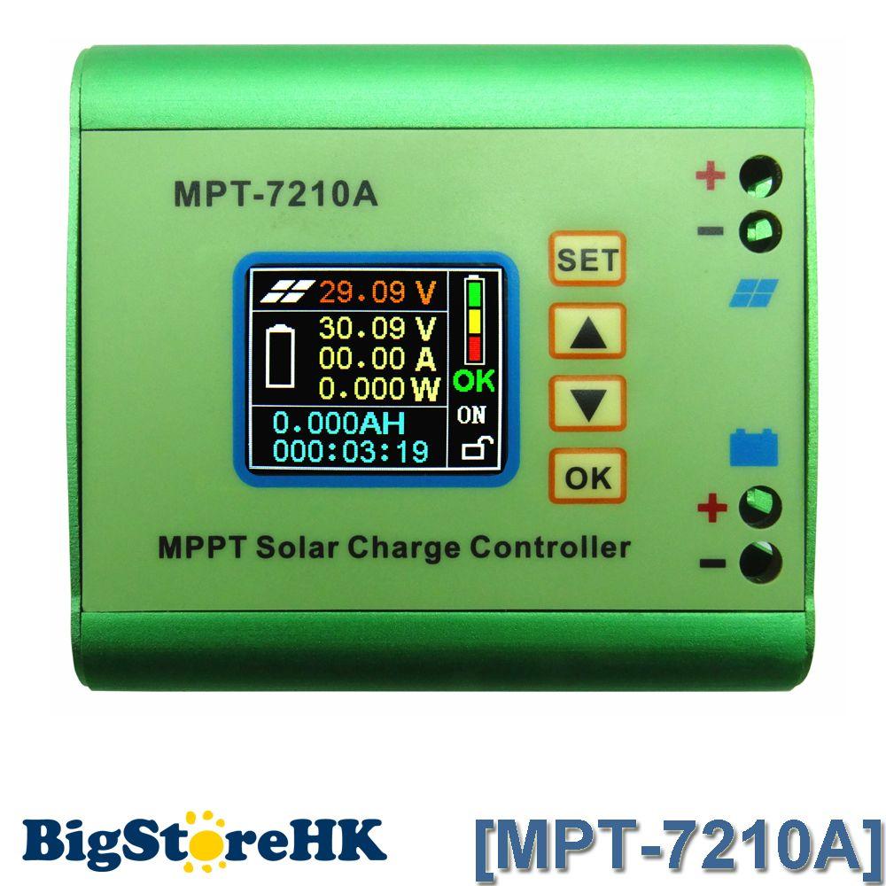 Dc Dc Solar Charge Controller Mppt 10a For 24v 36v 48v 60v 72v Lithium Battery Charge Management Dc Dc Step Up Power Solar Solar Panels Solar Battery