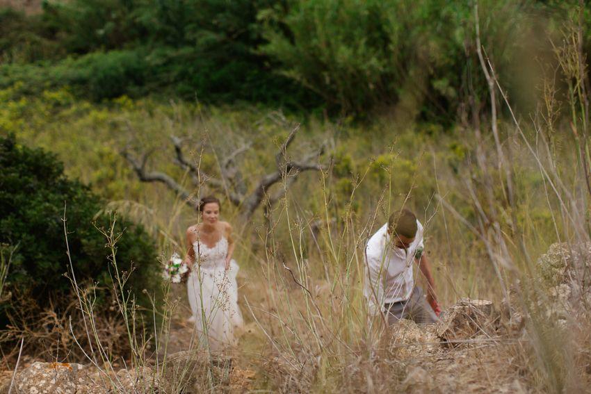 beach wedding elopement Algarve Portugal-117