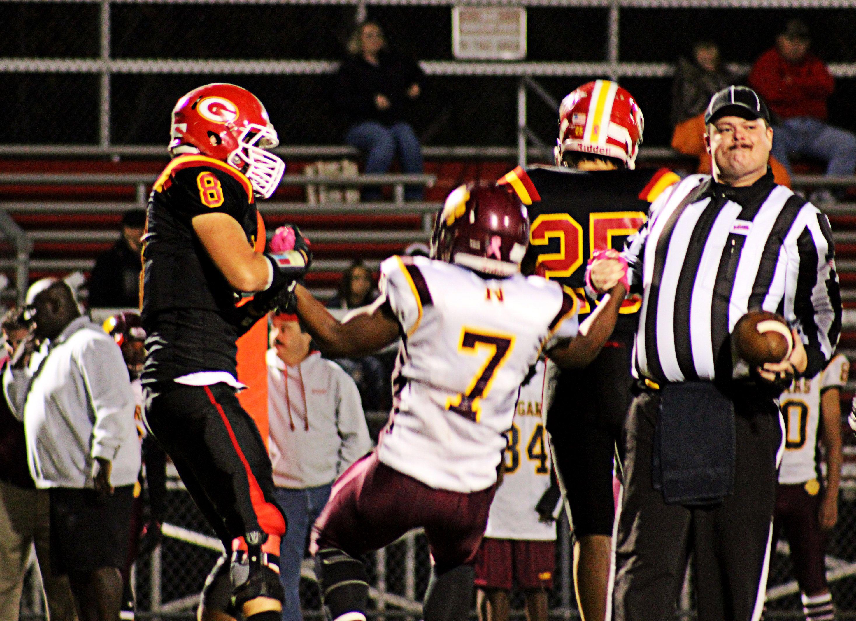High School Football, Goochland Bulldogs. Friday Night