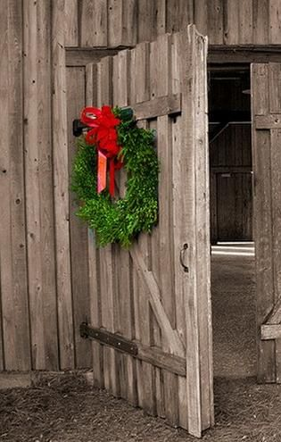 Country Christmas By Angel Photo On Flickr Farm Winter