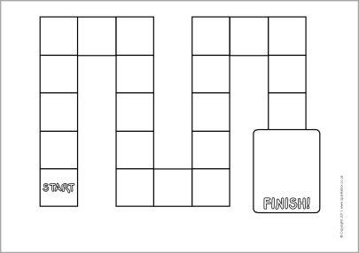 Editable Board Game Templates Sb6941 Board Game Template Printable Board Games Blank Game Board