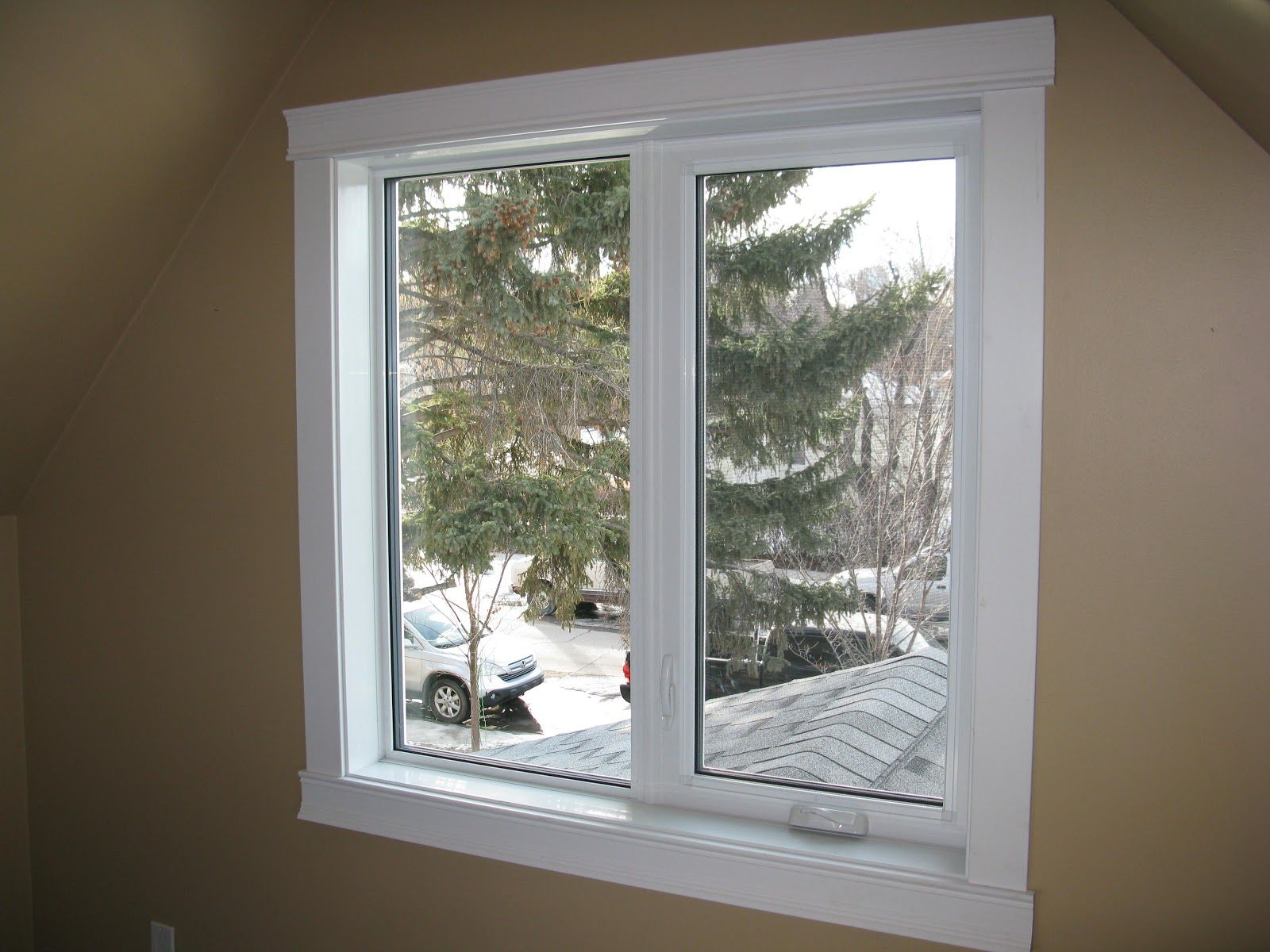 One Simple Way To Choose Interior Window Trim Is Match It The Home S Other Molding Ensure A Cohesive Look Windowtrim