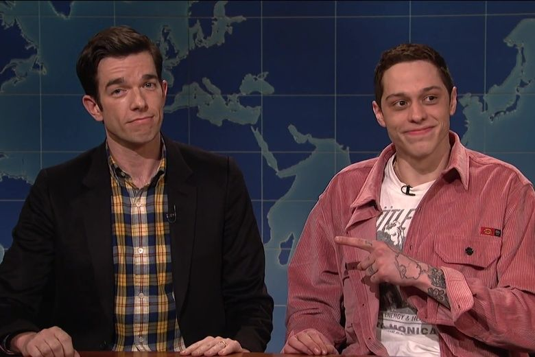 Pete Davidson And John Mulaney Explain Why Clint Eastwood S The Mule Is Completely Bananas Clint Eastwood Clint John Mulaney