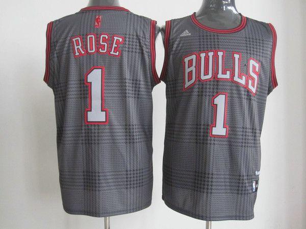 derrick rose alternate swingman jersey
