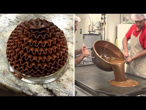 How To Make Chocolate Cake Decoration | Amazing Cakes Decorating Ideas Compilation - YouTube #cakedecoratingvideos