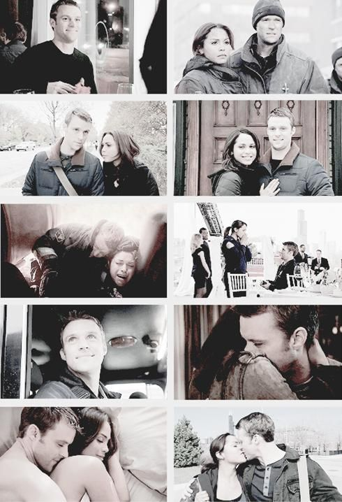 The truth is I don't know where I'd be without you - Casey & Dawson