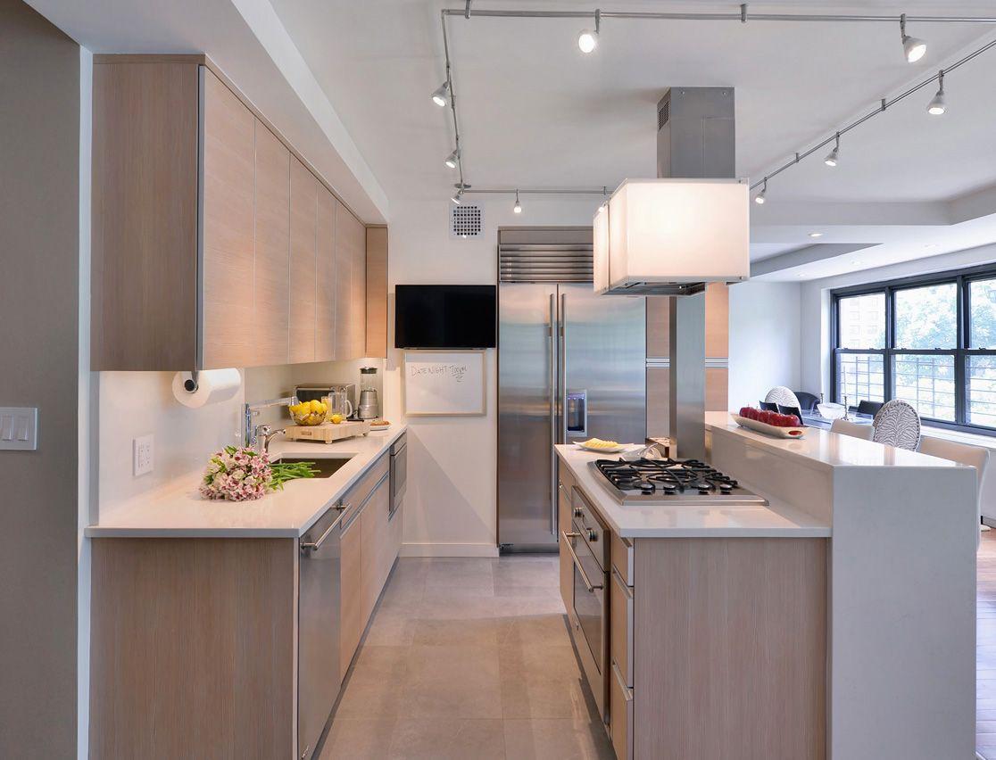 New York City Apartment Kitchen  Cuisine  Kitchen  Pinterest Amusing New York Kitchen Design Style Design Decoration