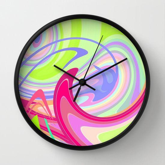 Robert, #S., #Lee, #print, #wall, #clock, #home, #office, #den ...