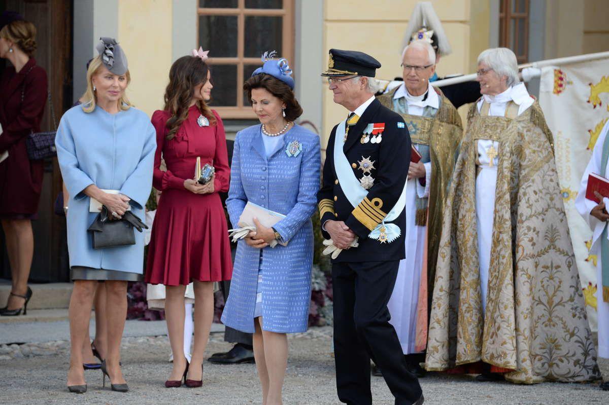 Foro Hispanico de Opiniones sobre la Realeza: Bautizo Príncipe Nicolas de Suecia