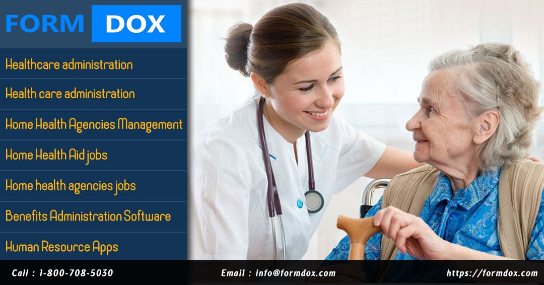 Formdox Healthcare Administration Software Is The Best Suited