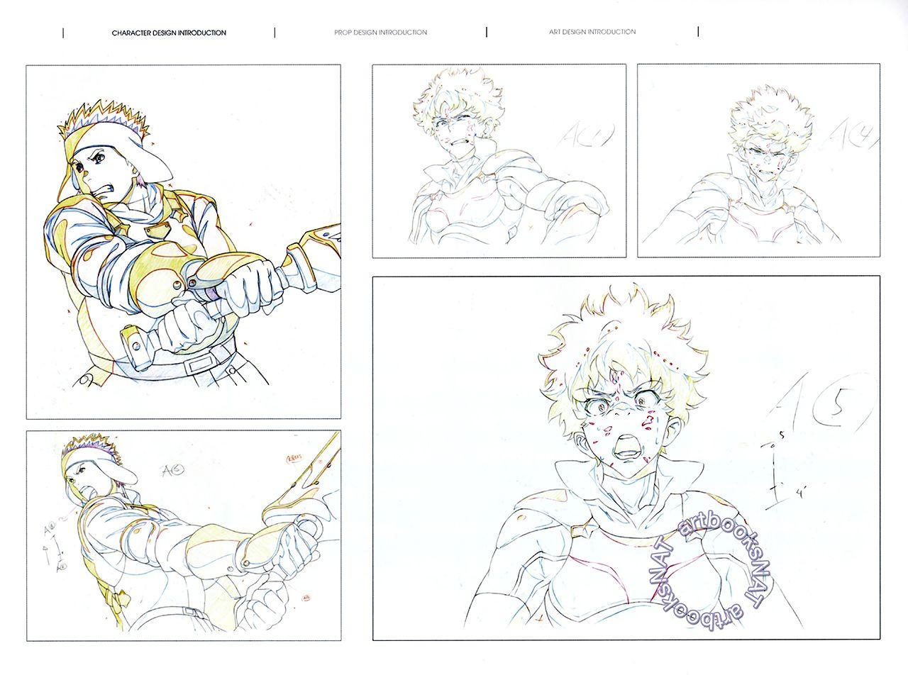 Grimgar of fantasy and ash 灰と幻想のグリムガル anime art books