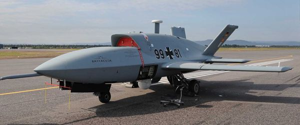 Eads Barracuda Uav 2006 Being Developed By Germany And Spain