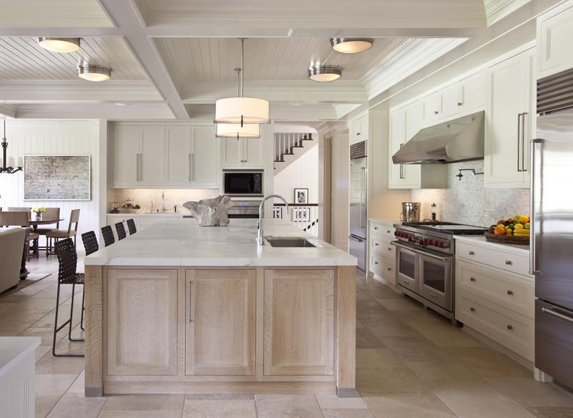 Michael davis design construction amazing layouts and for Open kitchen island ideas
