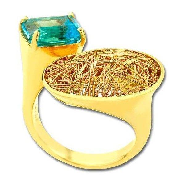 Anastazio Orange Ring P3Xfy1