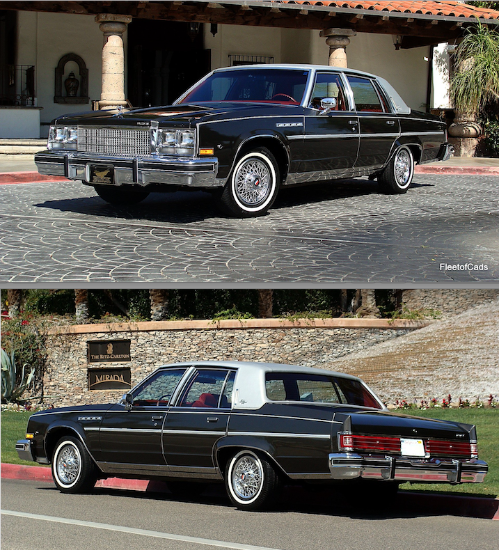 Buick Cars, Buick Electra