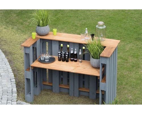 Diy Garden Furniture, Outdoor Mini Bar Furniture