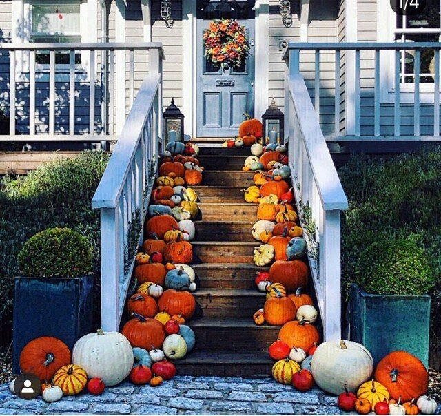 How To Do Halloween Decor and Who Did it Best on Instagram