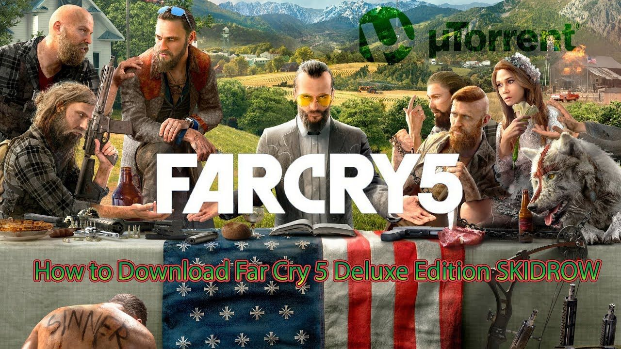 Far Cry 5 Wallpapers In Ultra Hd Gameranx Com 4k Far Cry 5 Lion King Tattoo Hd Wallpaper