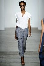 rachel comey s/s 2012. great silhouettes