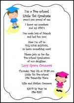 preschool graduation ceremony program template