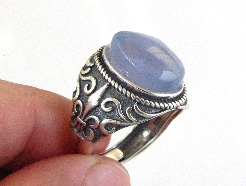 Pin On Yemen Agate Rings خواتم عقيق يمني