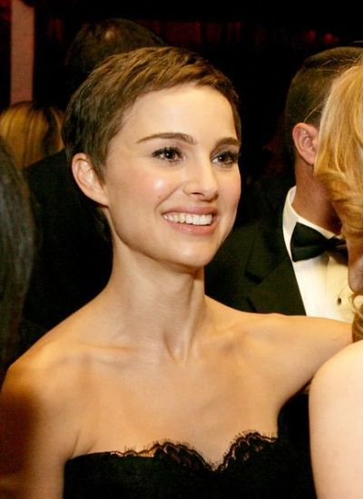 Natalie Portman Short Hair Red Carpet Short Hair Styles Short Hair Styles 2014 Short Red Hair