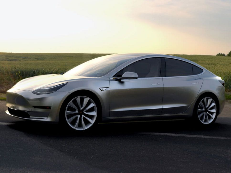 an insane amount of people have ordered the tesla model 3 rh pinterest ca