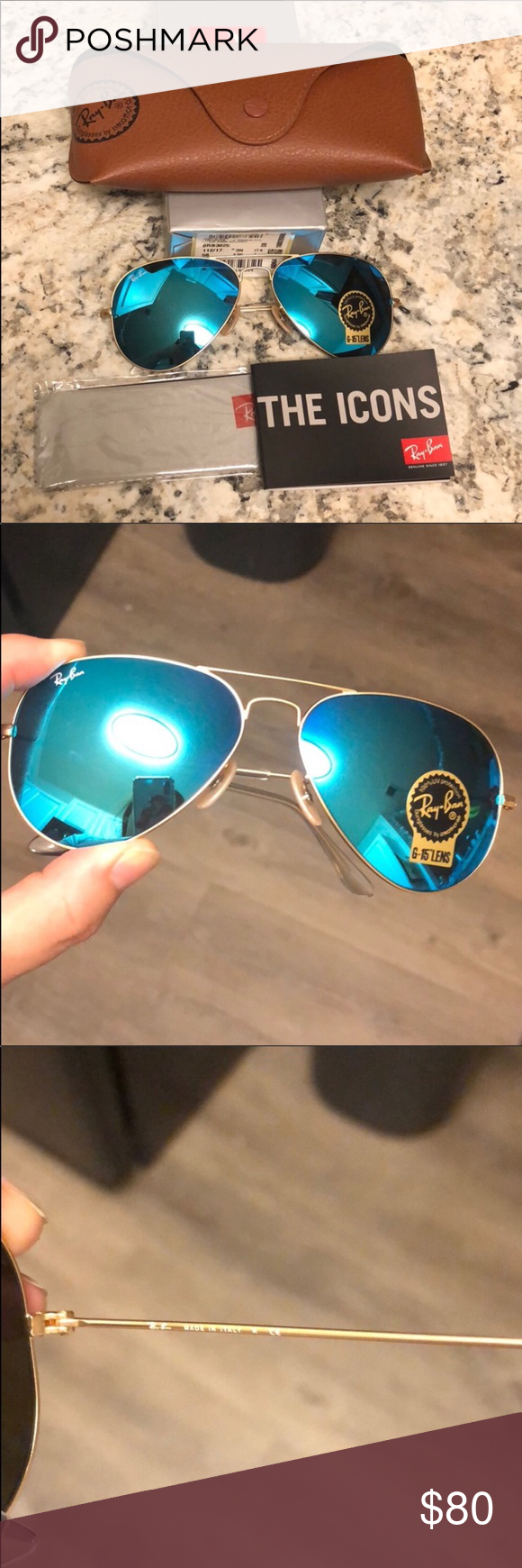 a49ce212a90 Rayban sunglasses blue rayban sunglasses blue come with all accessories ray  ban accessories sunglasses png 580x1740