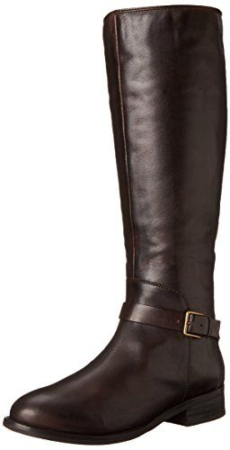 Cole Haan Women's Sonna Riding Boot, Chestnut, 7.5 B US C..