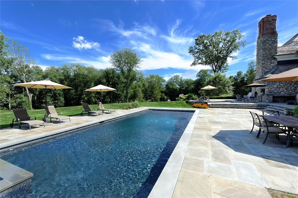 One Of Many Amenities In Your Westport, CT Home Include An Outdoor ...