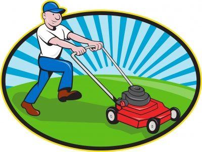 cheap lawn maintenance