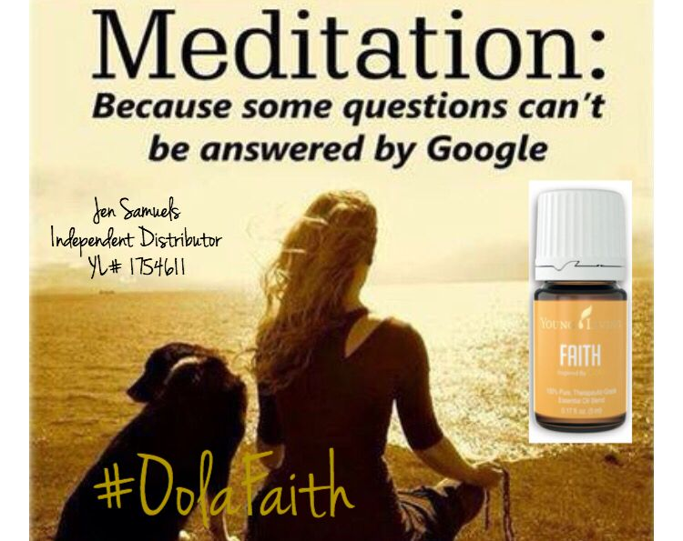 Faith is defined as a complete trust or confidence in someone or something. It is your purpose in life.   The INFUSED Faith™ Inspired by Oola essential oil blend has been formulated to help you feel grateful, humble & fully secure in your place in this world. This confidence boosting blend enhances spiritual influences, promoting deeper meditation and a greater sense of spiritual awareness. | Young Living Essential Oils | http://yldist.com/jen4yleo/