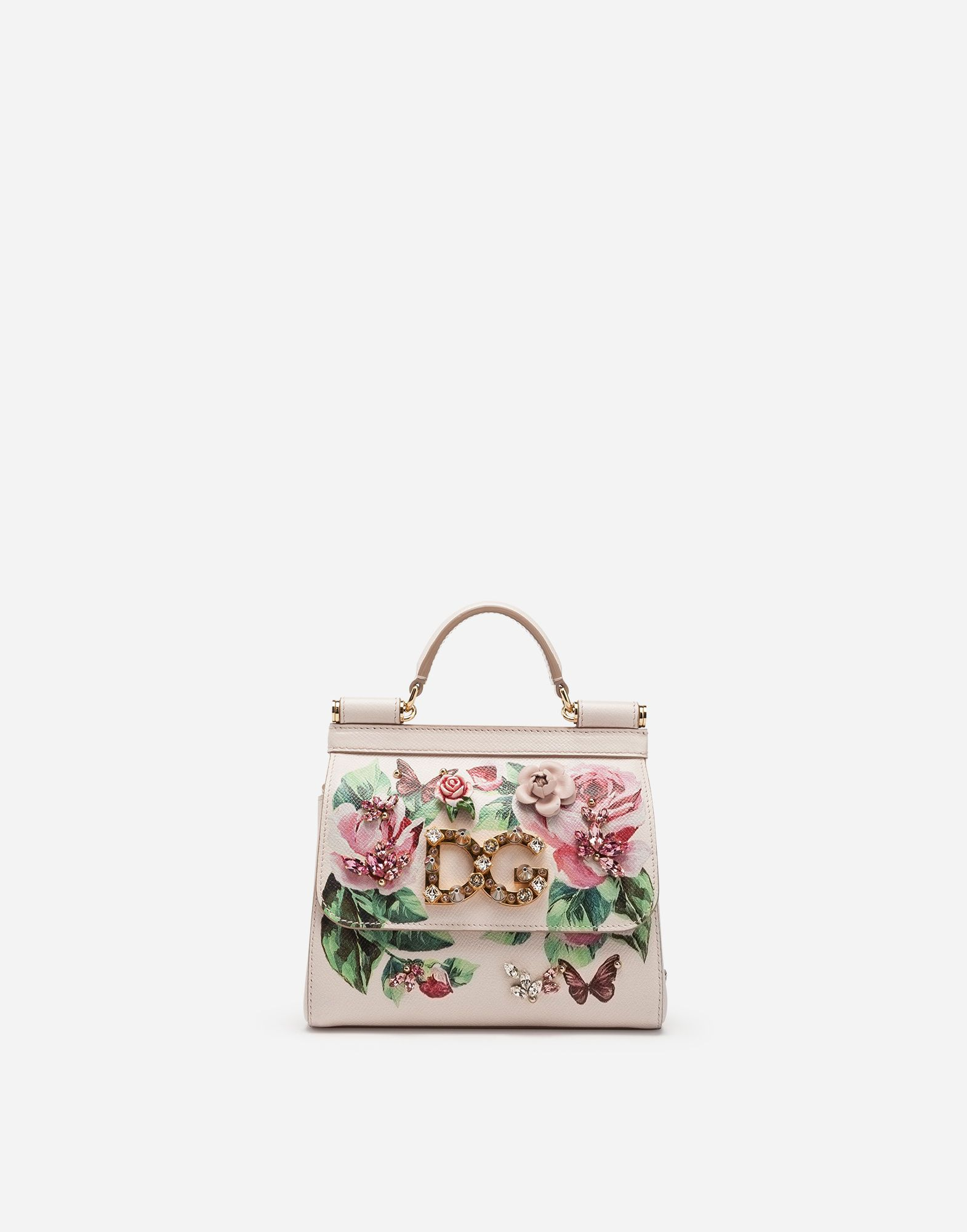 MINI SICILY BAG IN PRINTED DAUPHINE CALFSKIN   My... Gift List ... 7d099d8864