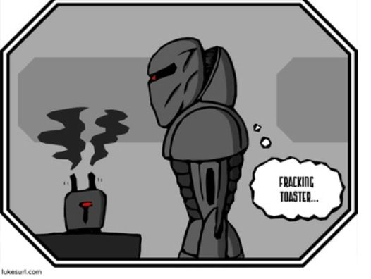 Image result for cylon toaster
