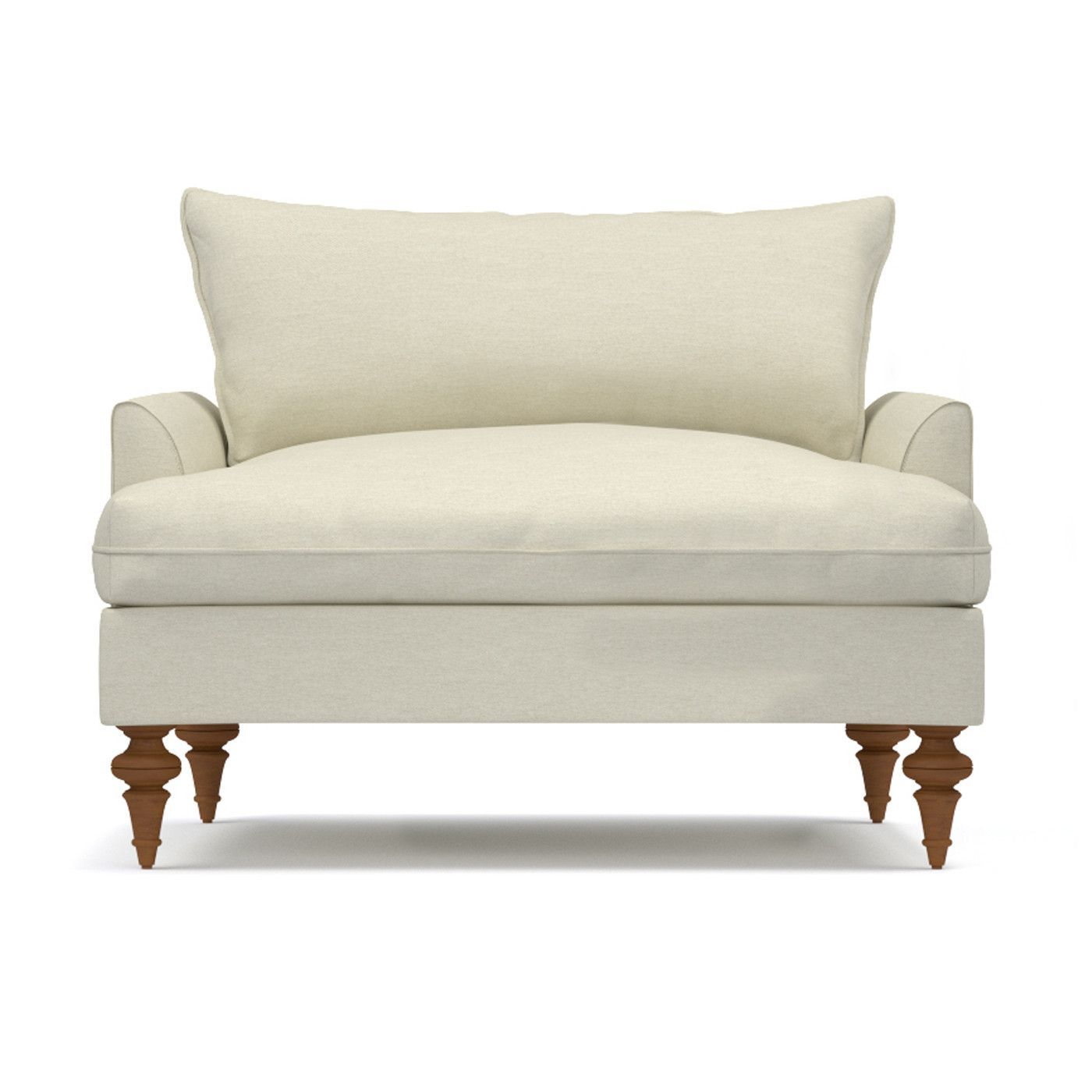Saxon King Chair from Kyle Schuneman CHOICE OF FABRICS