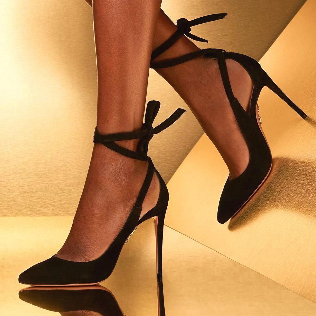 Nowadays Big Size Ladies Shoes Are Widely Offered Like Never Previously Whether You Desire A Dressy Pump Or A Comfortab Heels Shoes Heels Classy Fashion Heels