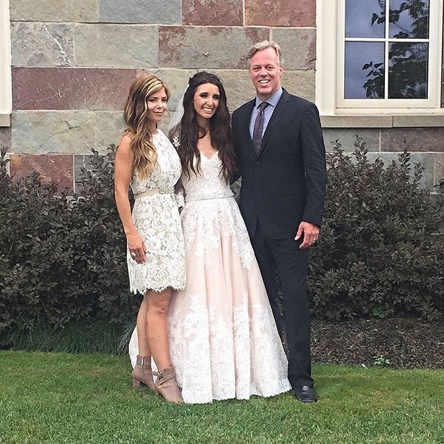 Proud Mom Amie Yancey With Her Daughter Sarah Sarahandmitchgethitched Wedding On Princeedwardisland Tbt Throwbackthursday