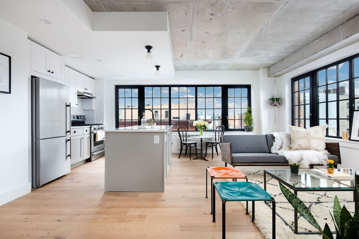 What $4,200 rents in NYC right now | Apartment interior ...