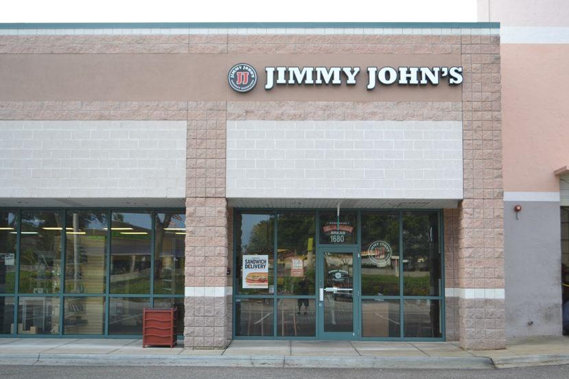Jimmy John S Clearwatermall Net Shopping Center Clearwater Fl Jimmy Johns Clear Water Jimmy