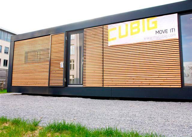 Container Zum Wohnen neues wohnen im cubig designhaus minihaus container home