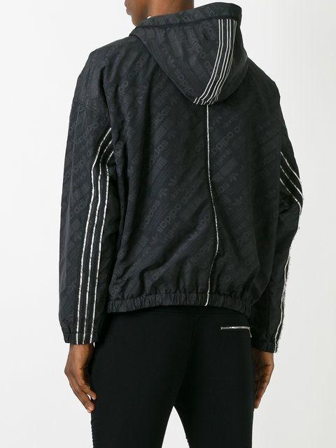 f68643b49 Adidas Originals By Alexander Wang windbreaker jacket Adidas Originals By  Alexander Wang Windbreaker Jacket - Farfetch