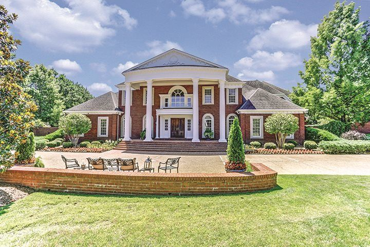 Listings Memphis Homes For Sale Judymac Team Crye Leike Realtor Germantown House Styles Architecture