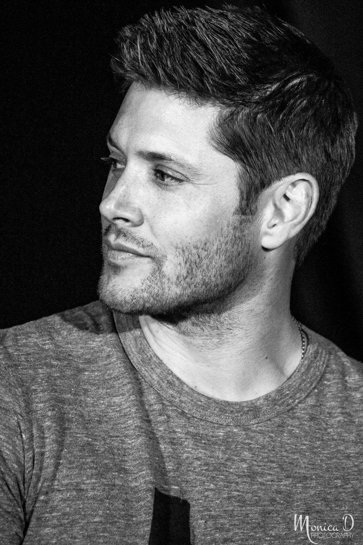 {Jensen Ackles} Hey! I...