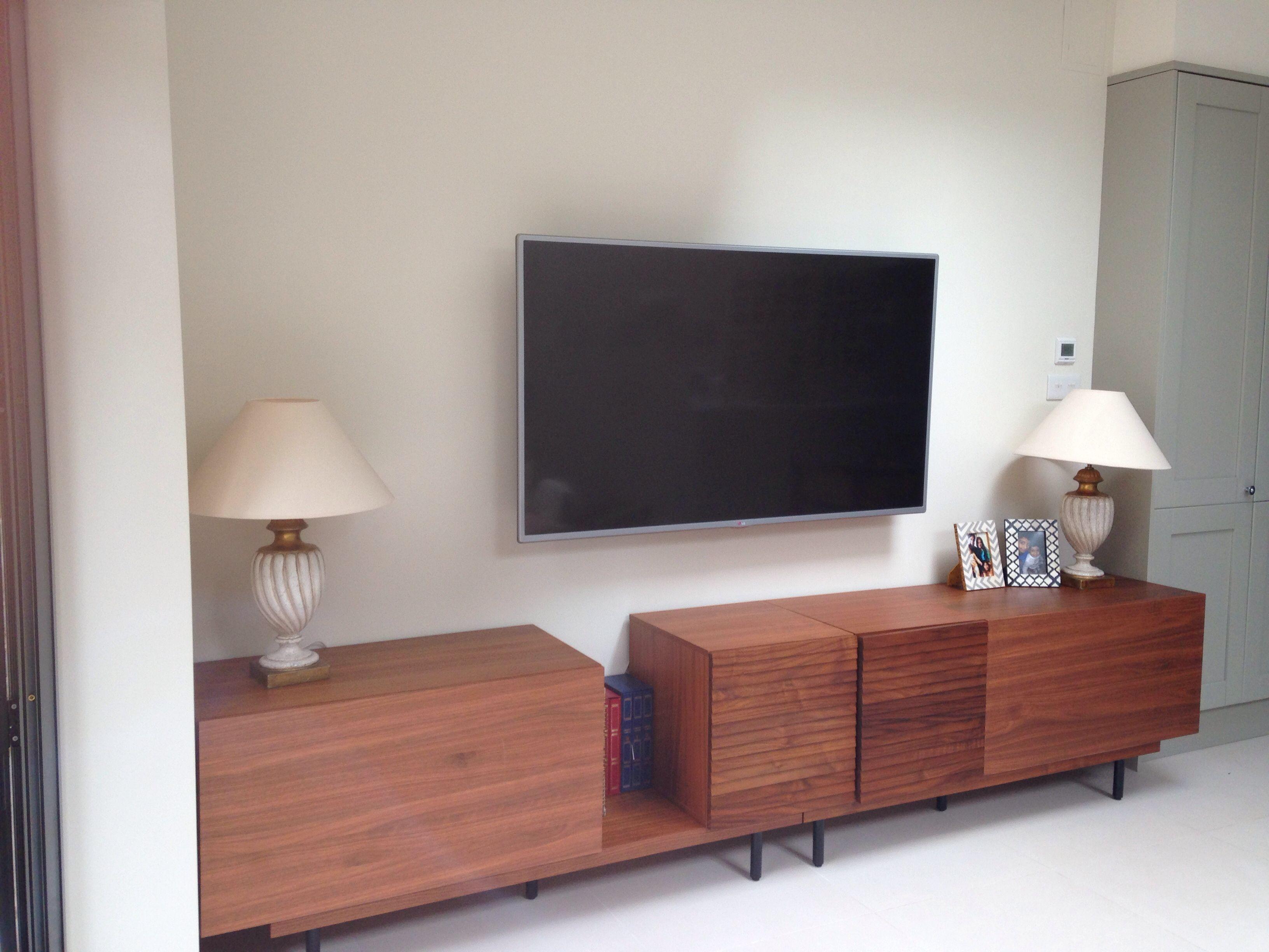 Habitat Bocksey Arranged As Kitchen Tv Stand Family Room Meuble Bas Deco Habitat